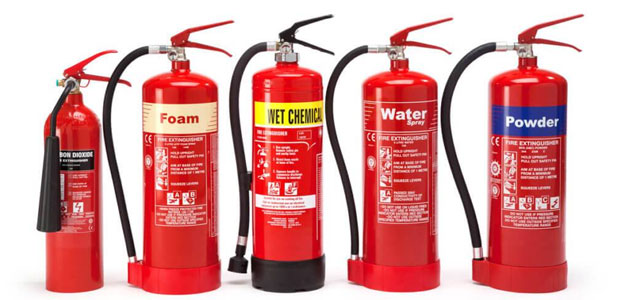 The ABCs, Ds, and Ks of Fire Extinguishers -- Occupational Health & Safety