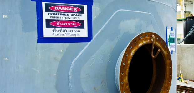 Is That Really a Confined Space? -- Occupational Health & Safety