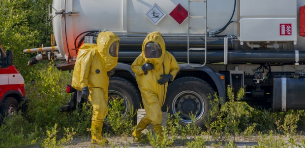 Hazmat Protection from Head to Toe -- Occupational Health