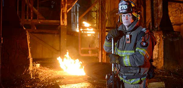 Protecting Firefighters from Invisible Hazards
