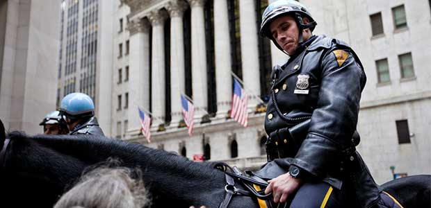 One in Six New York Police Officers is Sick or in Quarantine