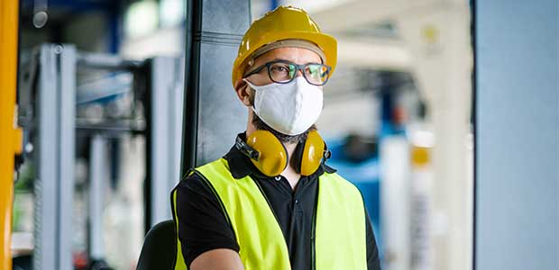 How to Don and Doff a Face Mask, N95 and Half-Mask Respirator for Returning to Work