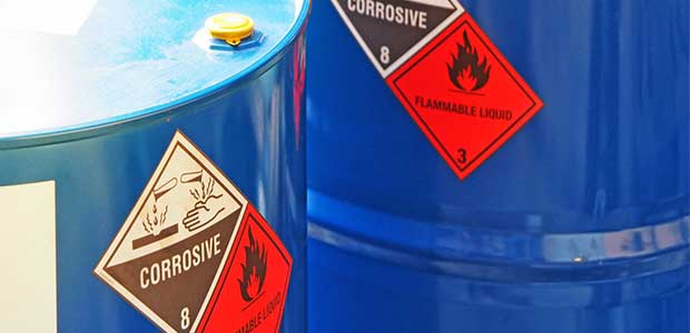 Three Mistakes to Avoid When Storing Flammable Chemicals