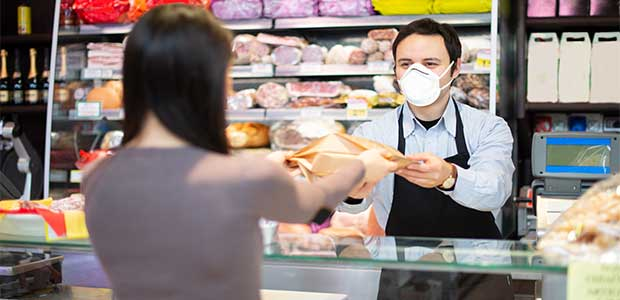 Study Illustrates Grocery Store Workers At High Risk of Coronavirus Infection