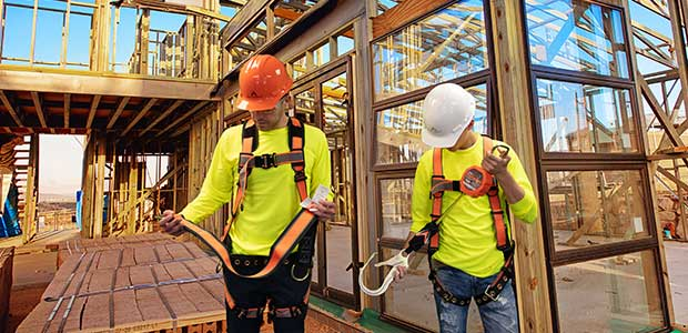 Providing Training for Fall Protection