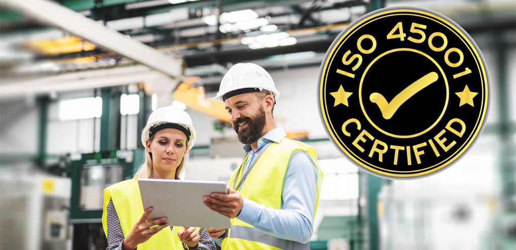 ISO 45001: Emerging Standards in Safety Training