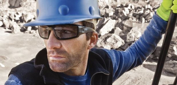 By offering eyewear that is best suited to workers