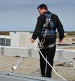 New fall protection standard