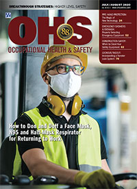 OHS Magazine Digital Edition - July August 2020