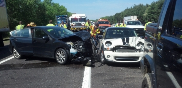 Some 7,000 American drivers per day were treated in emergency departments following motor vehicle crashes in 2012, CDC reported.