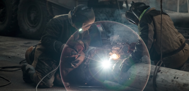 Complacency in a familiar welding spot can lead to carelessness on the part of even the most seasoned welder.