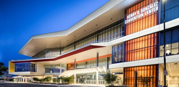 The exposition will take place at the Henry B. González Convention Center, which was built in 1968. (VisitSanAntonio.com photo)
