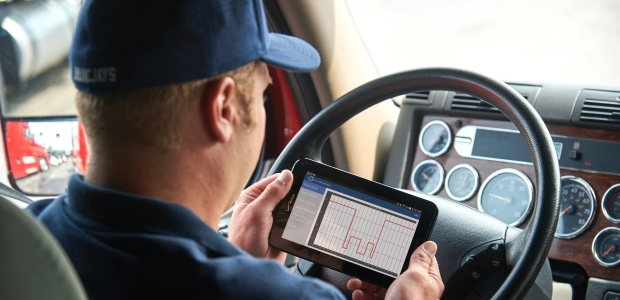 Drivers cannot be caught in the middle of a service crisis and a safety value dilemma. There are likely many policies and procedures in place that need a slight adaptation to the inflexible reality of electronic logging. (J.J. Keller & Associates Inc. photo)