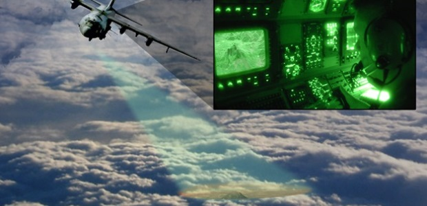 """The recent flight tests of the ViSAR sensor marked a major program milestone toward our goal, proving that we can take uninterrupted live video of targets on the ground even when flying through or above clouds,"" said Bruce Wallace, program manager in DARPA"