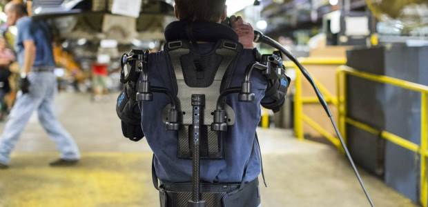 There is very little peer-reviewed, scientific research on the benefits and consequences of industrial exoskeletons. At present, there are fewer than 100 papers published.