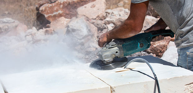 US Countertop Workers Falling Ill from Silica Dust