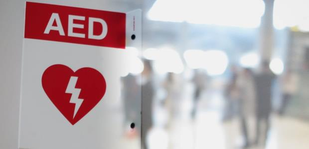 We have only about 10 percent (perhaps less) of the total number of AEDs required if rapid defibrillation is going to be available to most people experiencing SCA.