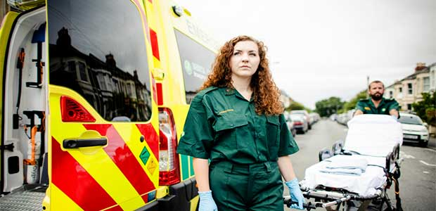 Ambulance Workers Are More Likely to Get Injured—and Assaulted—on the Job