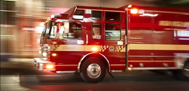 Ramp-Up Alert Tones Lower Firefighters' Stress, Study Finds