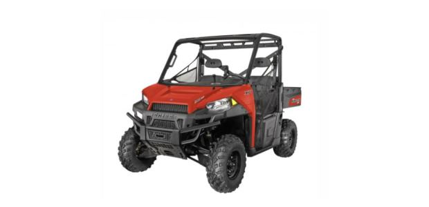 A recalled 2014 Ranger XP 900 from Polaris Industries, Inc.