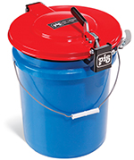 Latching Pail Lid