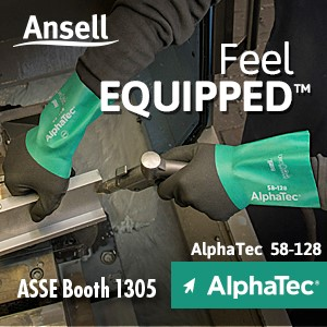 Ansell AlphaTec 58-128 Glove