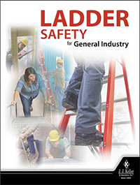 Help Prevent Falls with J. J. Keller Ladder Safety Training