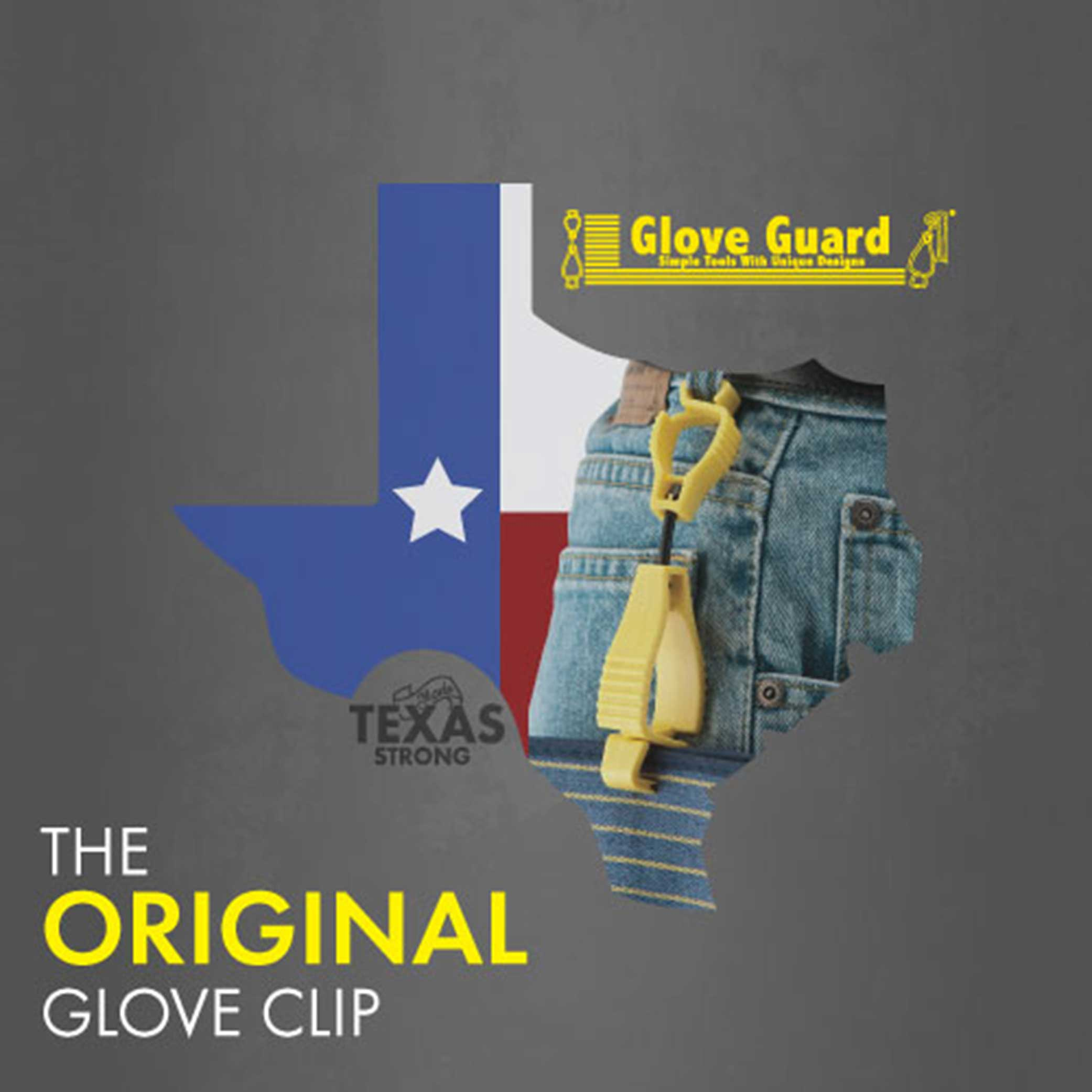 Glove Guard Clip