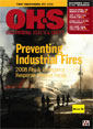 Occupational Health & Safety December 2008 Cover