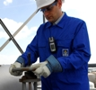 Portable electronic gas detectors worn by workers can provide a warning within seconds of being exposed to dangerous levels of H2S. (Photo: Draeger Safety, Inc.)
