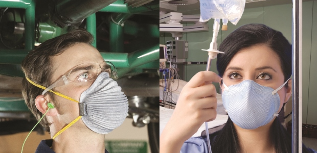 The most important thing to remember about surgical masks is that they are not designed to pass fit tests. (Moldex-Metric photo)