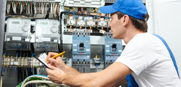 Electrical failures can halt commercial and industrial business operations. The time spent diagnosing and correcting the problem, or time spent waiting for new parts, is production time and money lost. (John J. Pempek, Inc. photo)