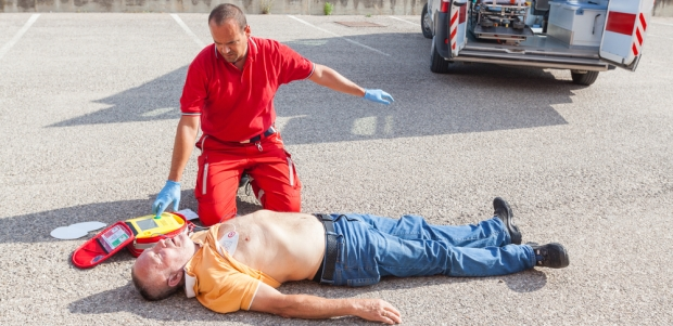 An emergency involving a cardiac arrest or stroke may require a team with advanced life support providers and equipment or may need to be directed to a hospital that is specially equipped for that particular emergency.