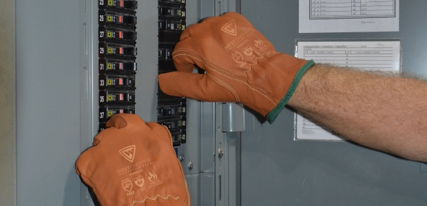 To choose the best glove for a job, you need to understand Hazard Risk Category (HRC) and Arc Thermal Protective Value (ATPV). (West Chester Protective Gear photo)