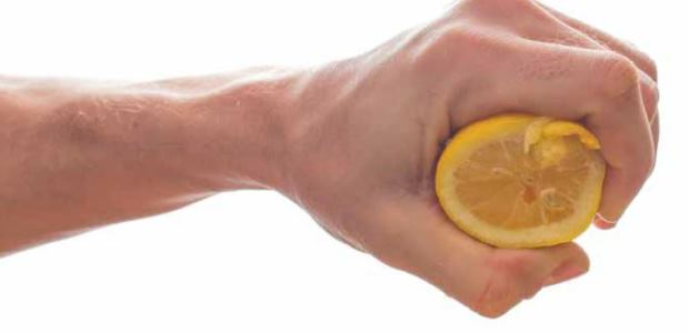 "The C-Team is constantly looking to squeeze more juice from the company lemon. Mitigating your exposure to costly accidents is the proverbial ""low hanging fruit."""