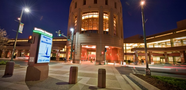The LEED-certified, 1.6 million-square-foot Minneapolis Convention Center features 475,000 square feet of exhibit space and 87 meeting rooms. (Minneapolis Convention Center photo)