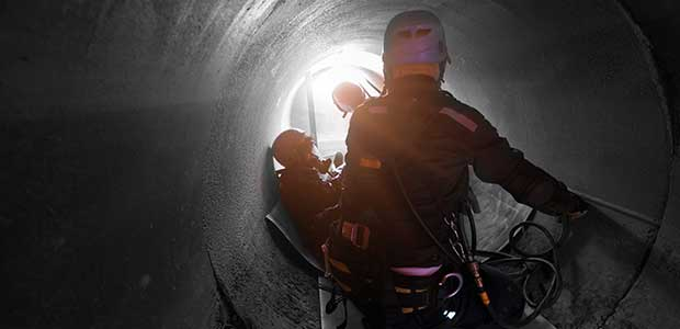 Addressing Confined Spaces and Heat Stress Concerns