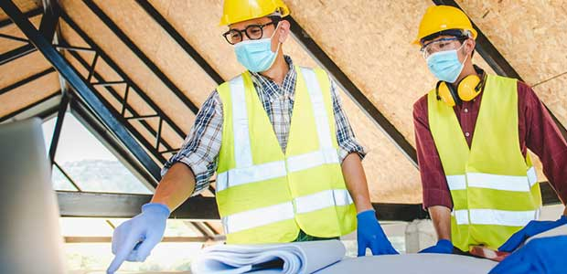 Tips for Working Safely in Construction During the COVID-19 Pandemic