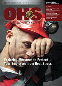 OHS Magazine Digital Edition - March 2018