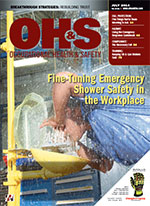 OHS Magazine Digital Edition - June 2014
