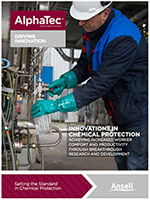 Innovations in Chemical Protection