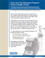 Does Your Gass Detection Program Need a Health Check