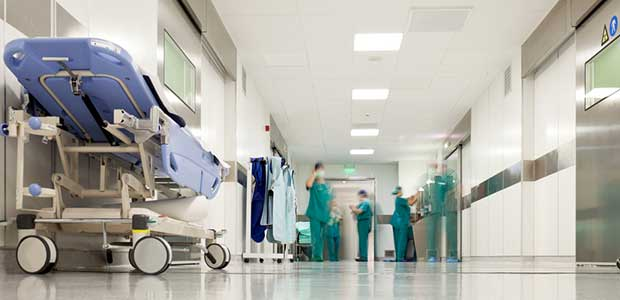 Infection Control: Adapting Worksites at Active Healthcare Facilities