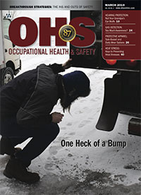 OHS Magazine Digital Edition - March 2019