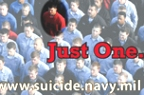 U.S. Navys suicide prevention campaign logo