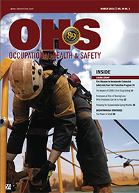OHS Magazine Digital Edition - March 2021