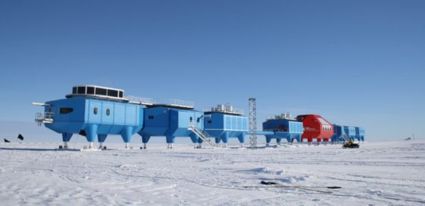 Safety Concerns Cause Move of Antarctic Station