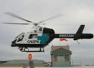 CALSTAR provides air ambulance services throughout central and northern California.