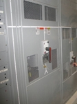 Arc flash hazard may be present on older equipment.