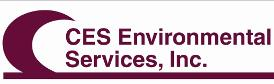 This is the logo of CES Environmental Services, Inc.